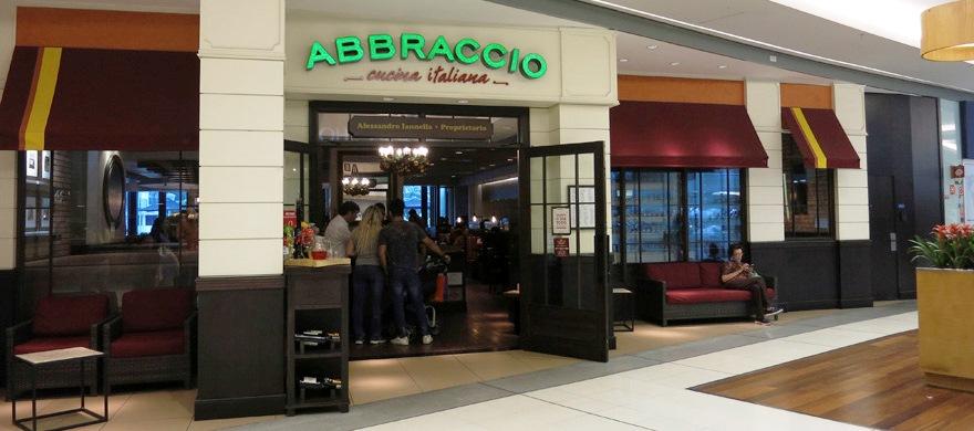 abbraccio-restaurante-italiano-vila-olimpia-shopping-entrada