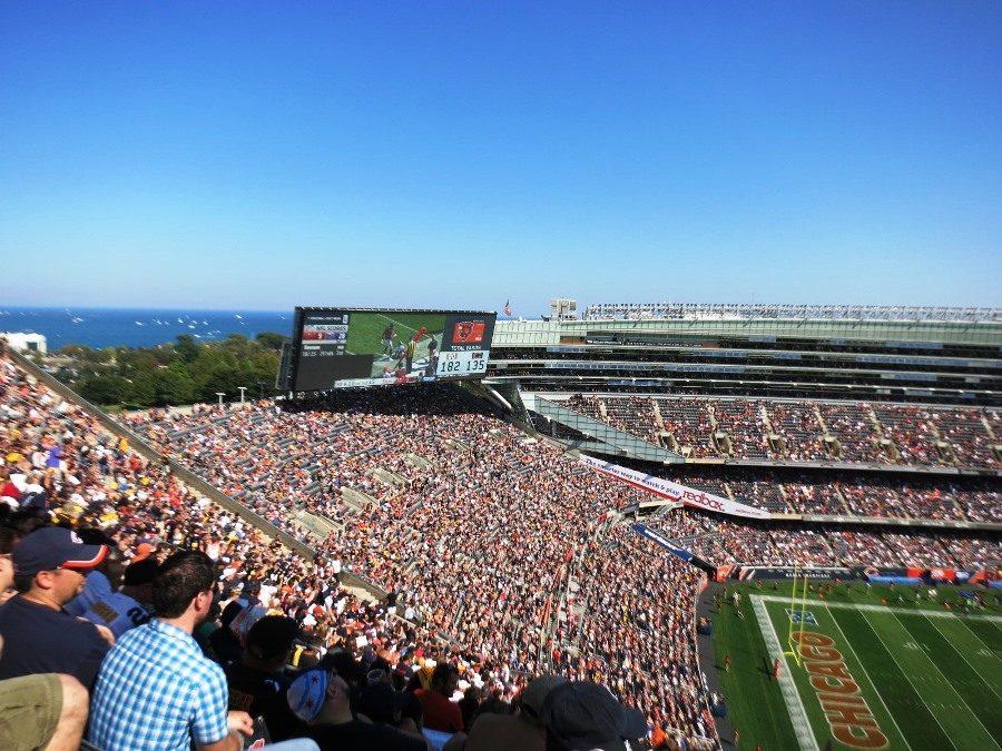 jogos-chicago-bulls-futebol-americano-chicago-bears-Soldier-Field